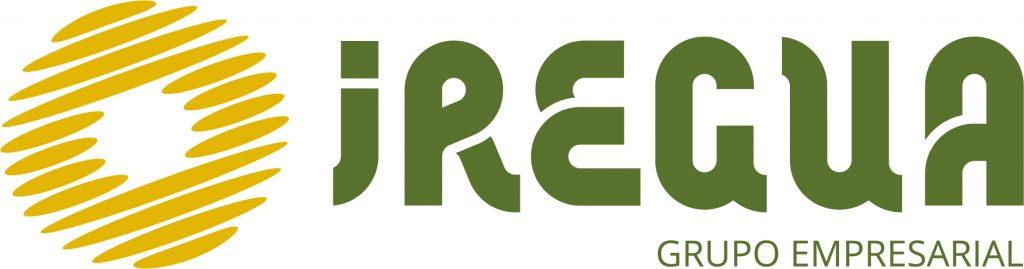 Restyling del logotipo del Grupo Empresarial Iregua. Logroño, La Rioja. 2014.