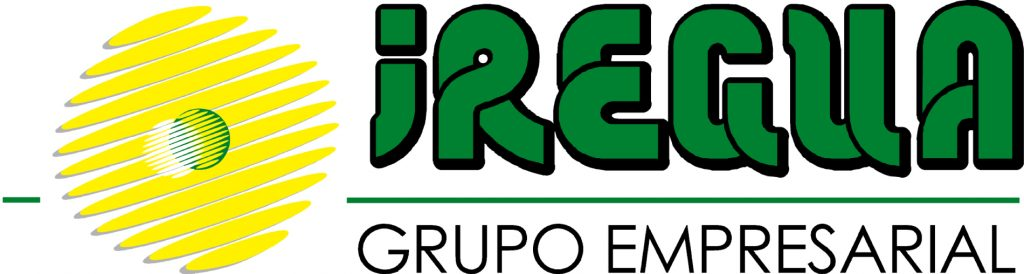 Antiguo logotipo Iregua Grupo Empresarial.