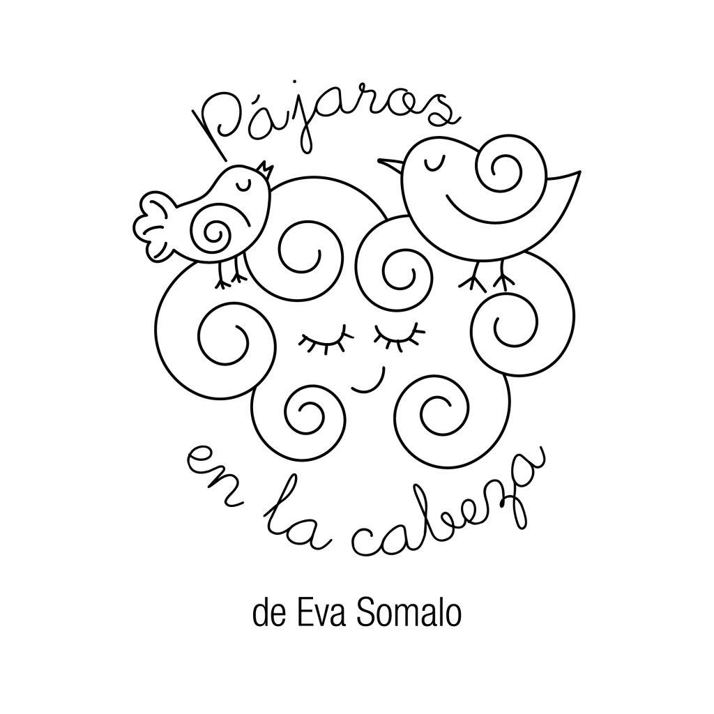 Logotipo de Pájaros en la Cabeza.